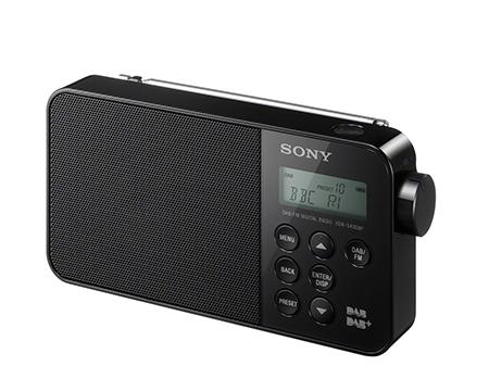 Sony XDRS40DBPB - £43