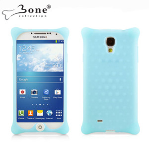 Bone Collection Bubble Case - Aqua £20