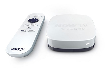 Now TV / Roku