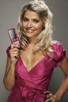 holly willoughby model