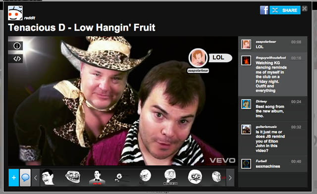 mixin screenshot Video sharing site YouTube has developed an automatic way to rate how funny ...