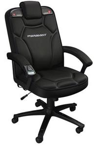 Office-friendly PC gaming chair : Shiny Shiny