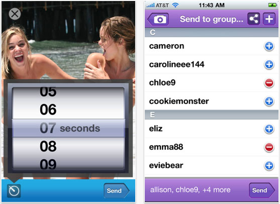 Picabook Screenshot