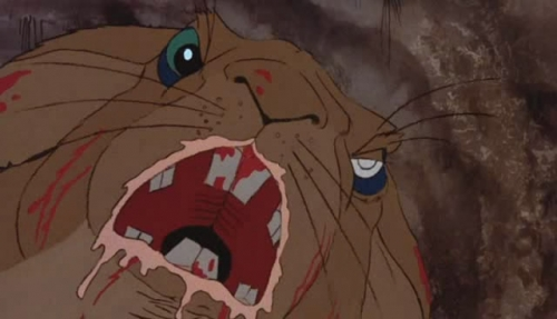 This nasty piece of work from Watership Down
