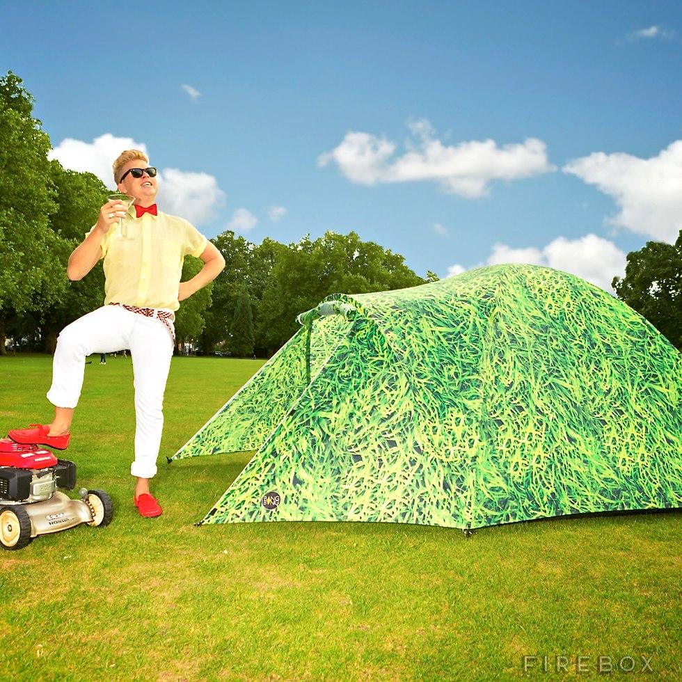 Bang Bang Solar-Powered Tent