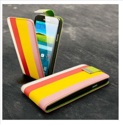 Adarga Leather-style Wallet Flip-Case