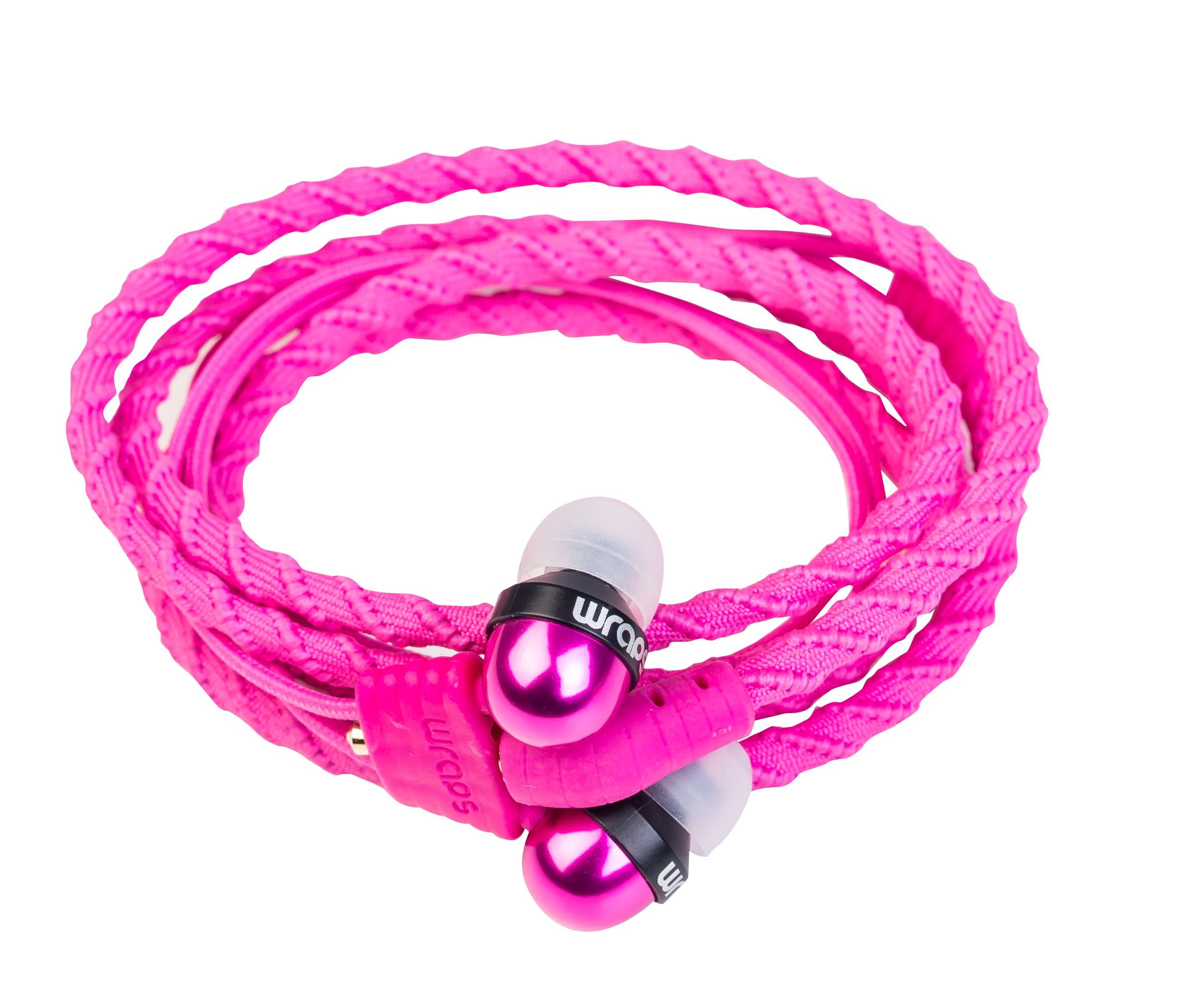 Pink WRAPS