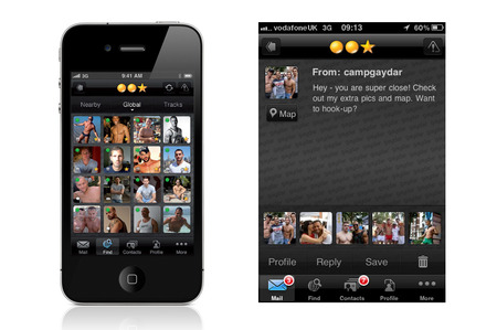 Best gay dating apps for iphone
