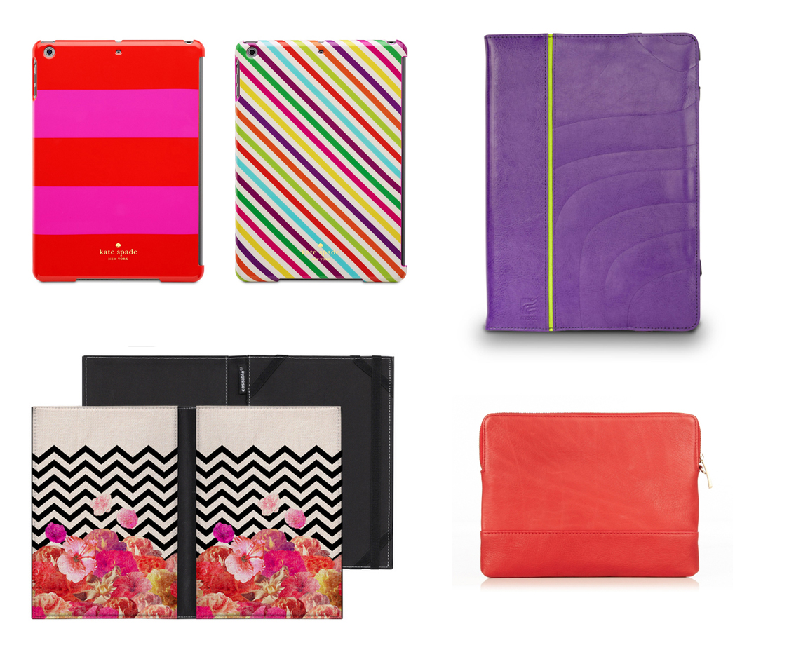 hot sale online 878fe 96a2c 10 best bright and colourful iPad Air cases for summer: Kate Spade ...