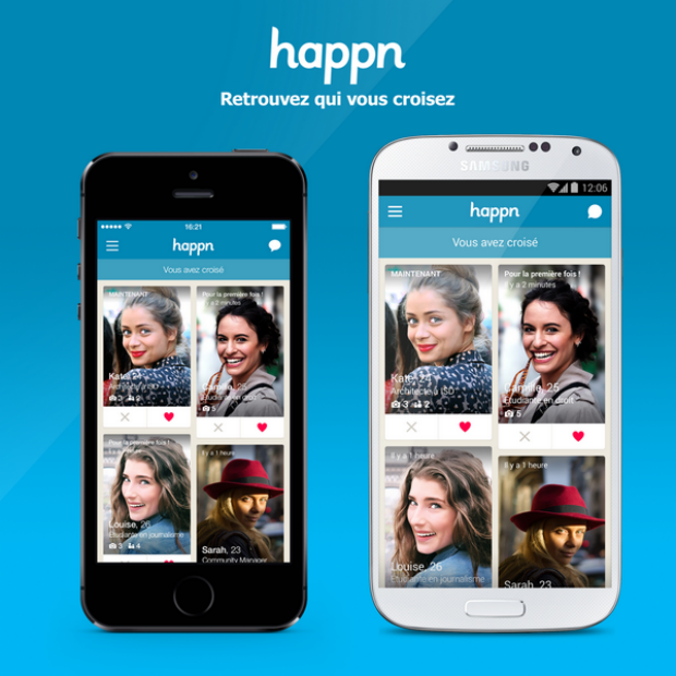 happn dating apps Happn is a dating app with more than 50 million users which allows you to easily find the people you've crossed paths with in real life (yes, those who caught your eye, but you didn't dare to approach 😏).