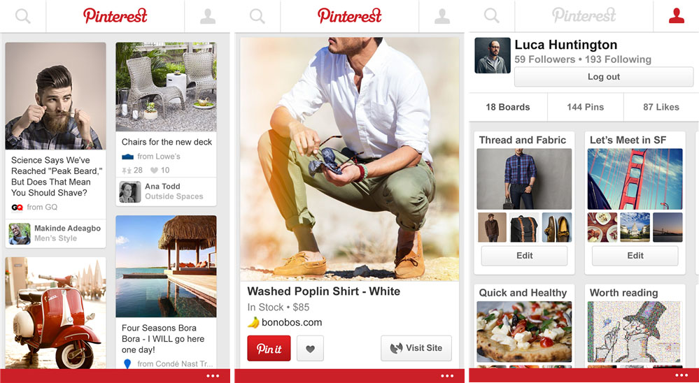 pinterest-for-windows