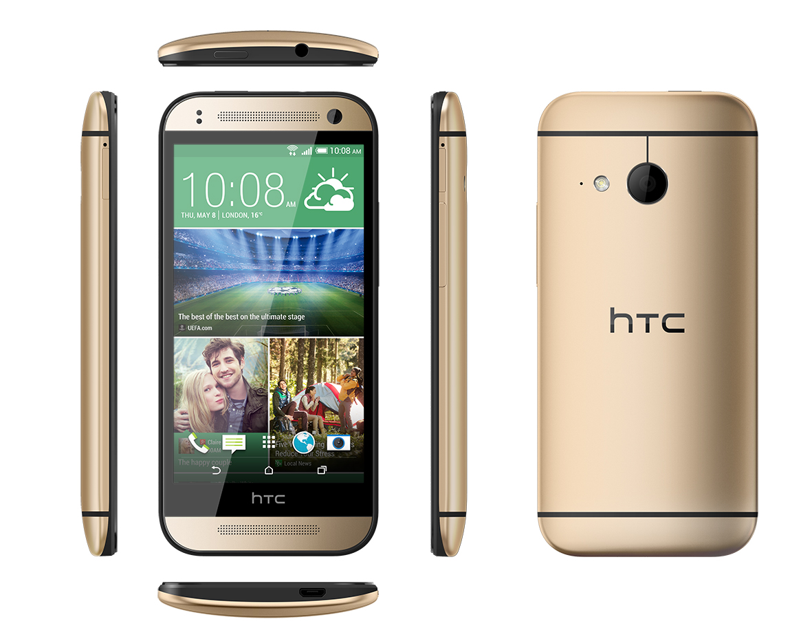 HTC One mini 2_6V_Gold