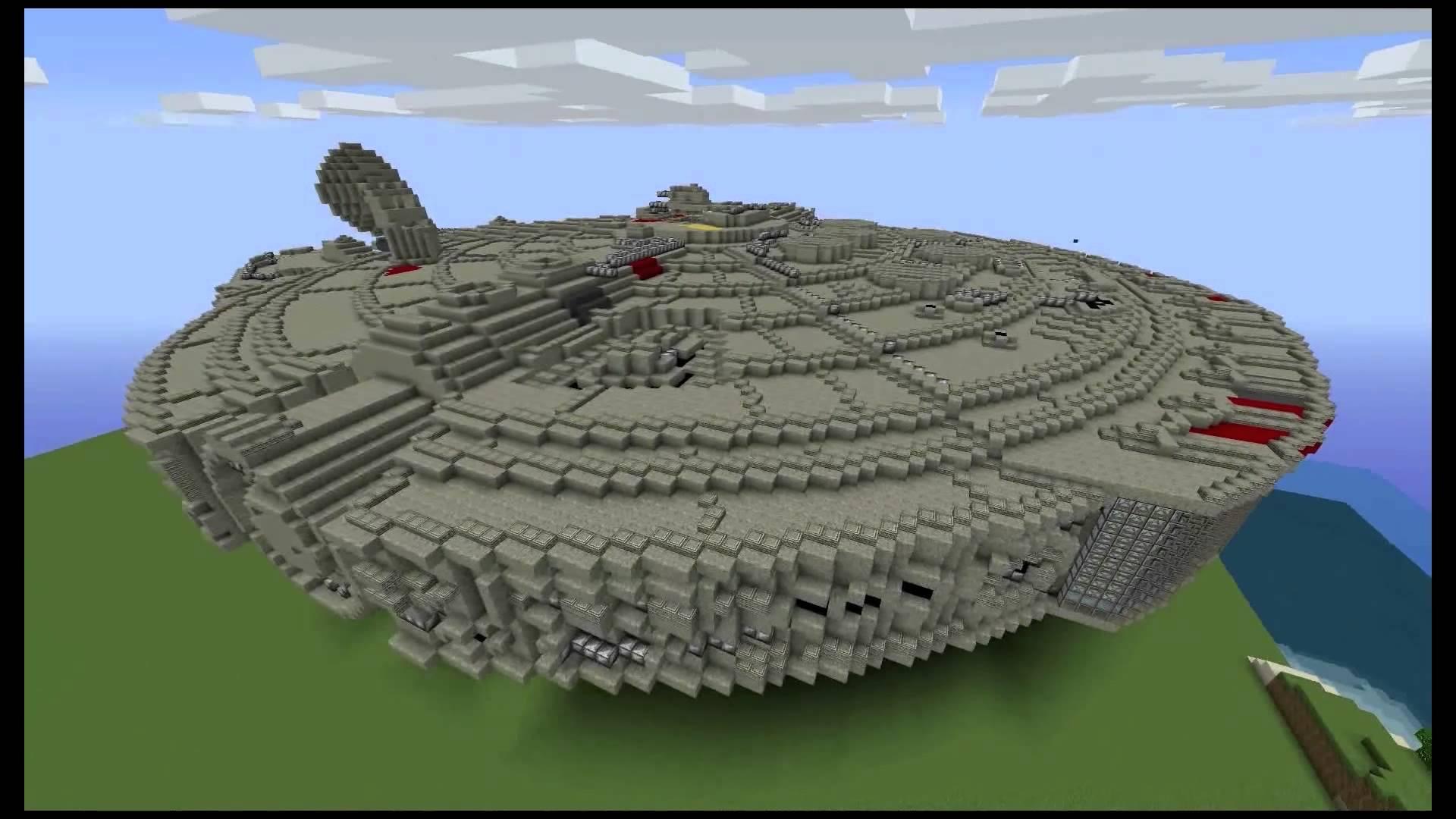 Minecraft Star Wars Craft