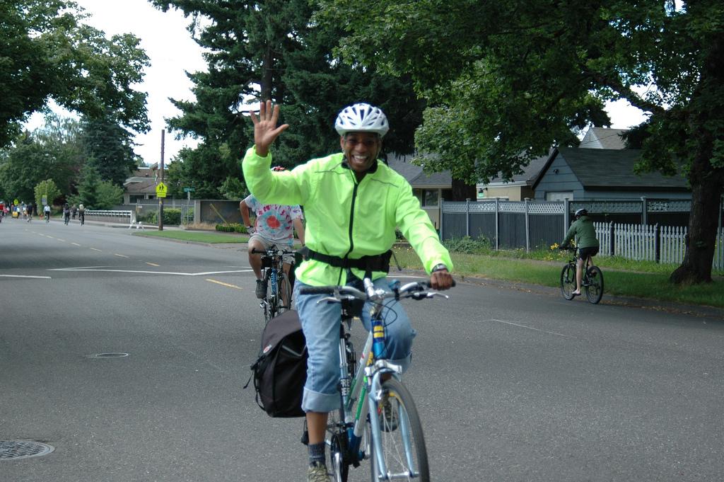 happy bike