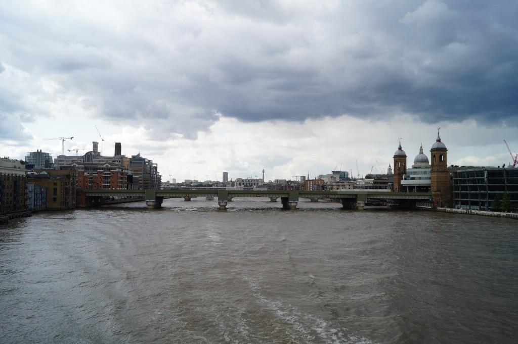 London bridge westbound (2)