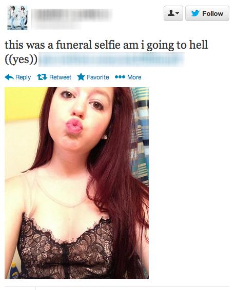 funeral-selfie