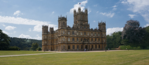 Downton Abbey Highclere Castle