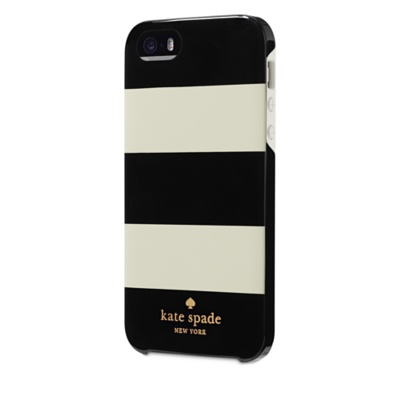 Kate Spade black and white contour iPhone case – £29.95