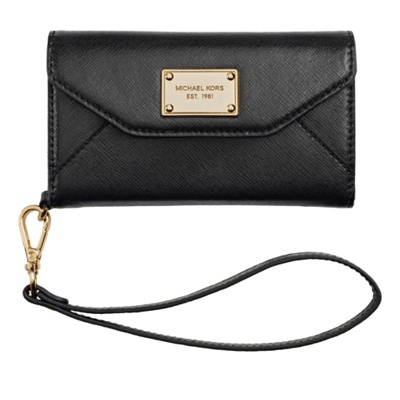 Michael Kors iPhone clutch wallet – £69.95