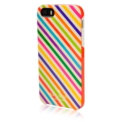 KATE SPADE RAINBOW CONTOUR IPHONE CASE – £29.95