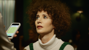 Miranda July in Somebody (2014) dir. Miranda July, courtesy of the artist and Miu Miu