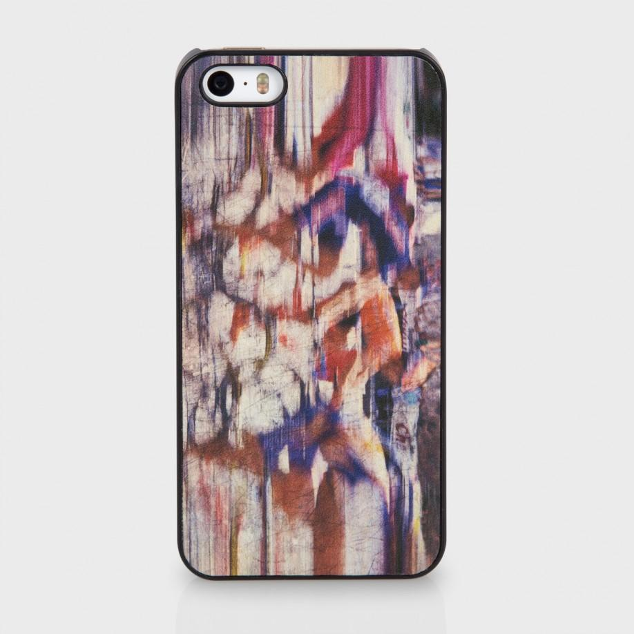 Paul Smith blurred cyclists iPhone case – £60