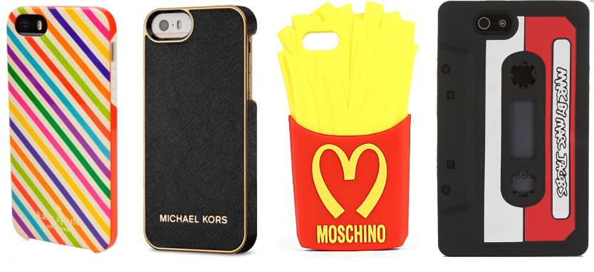24 amazing iphone 5 cases from your favourite fashion brandsiphone cases if the launch of the iphone 6 is making yours feel a bit last season, we can help your phone might not be the new kid on the block,