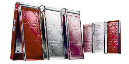 My Dior phone