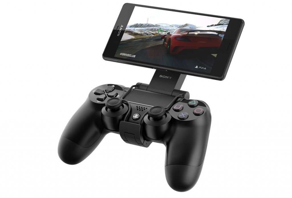 Playstation remote play mount