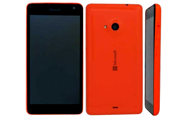 This Is Microsofts First Post Nokia Smartphone The RM