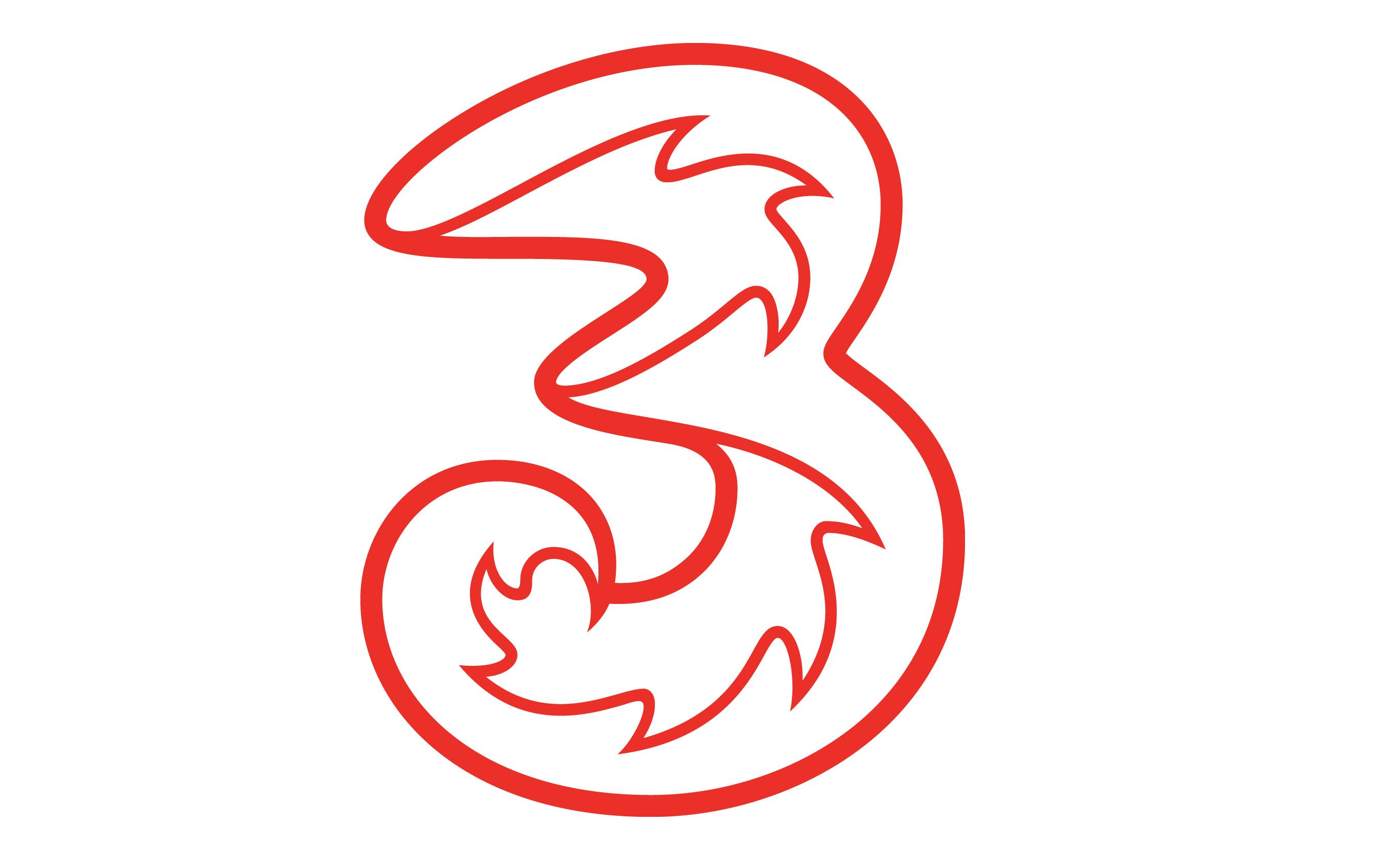 three-logo