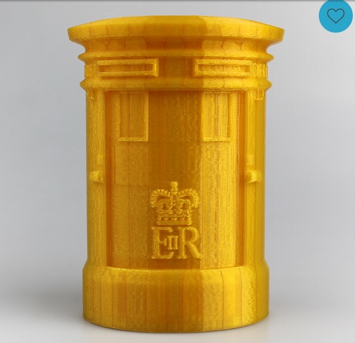 3d-printed-gold-postbox