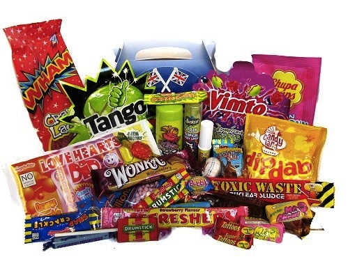 Cyber Candy gift box