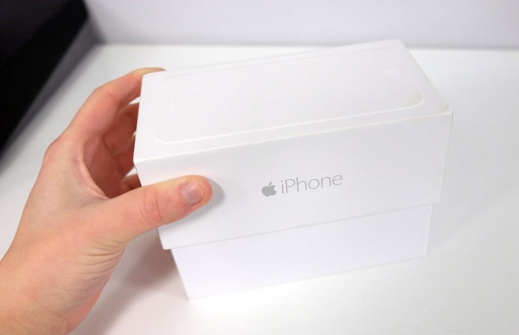 iPhone 6 box