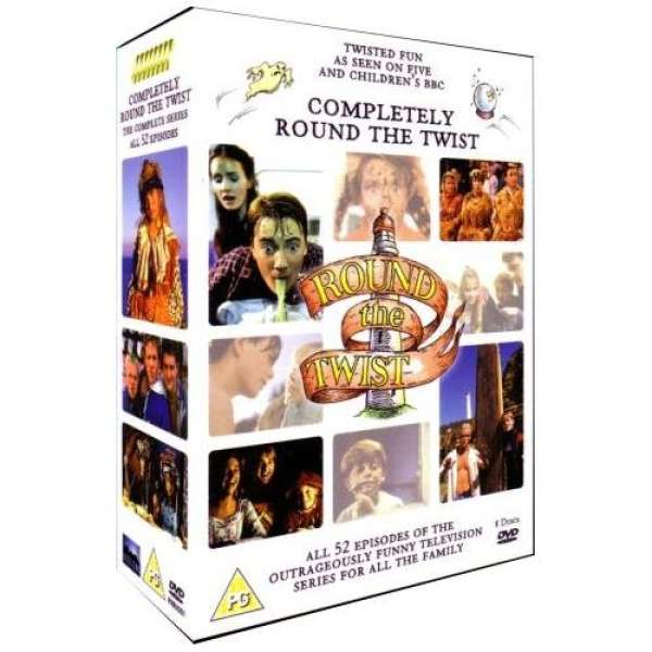 Round the Twist box set