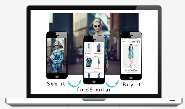 findSimilar by Cortexica screenshot
