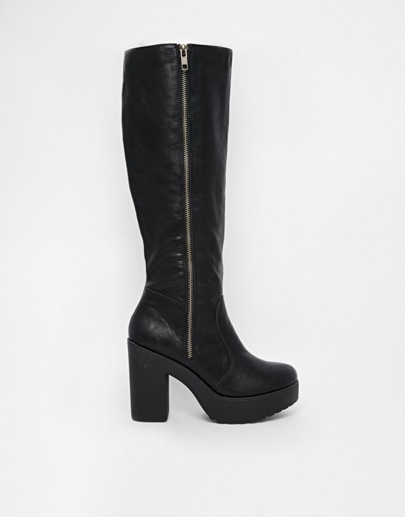 heeled-boots