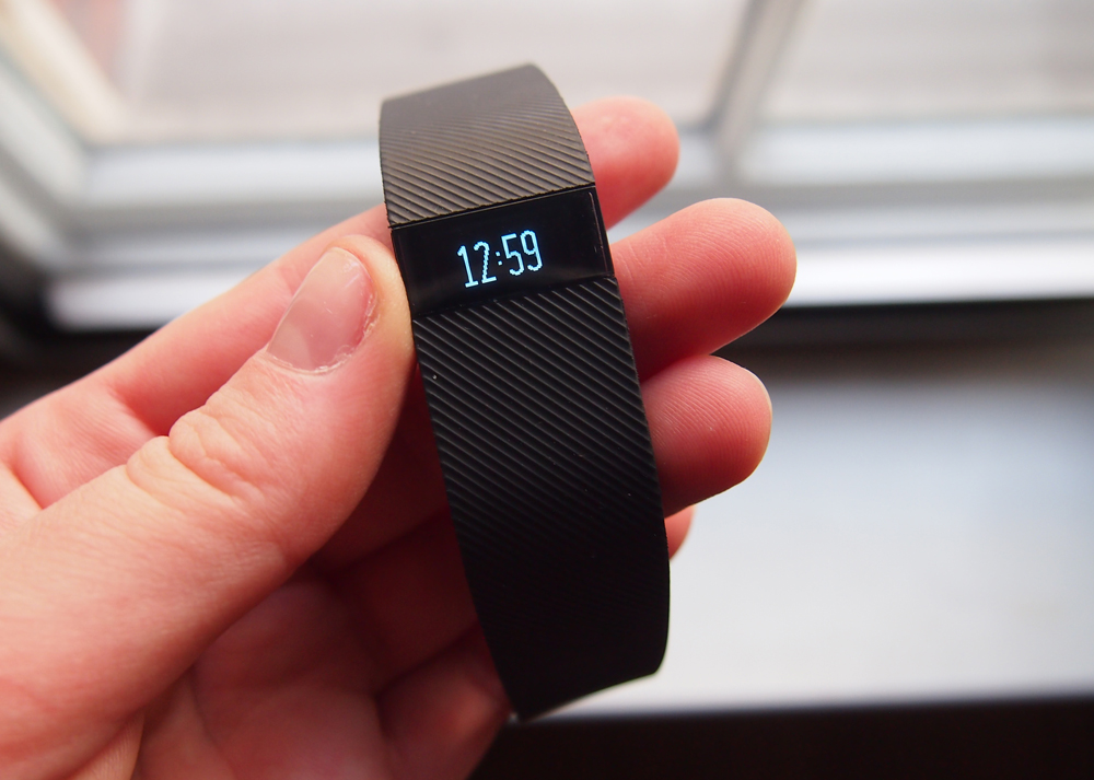 Fitbit Charge Review Bionic Buddha