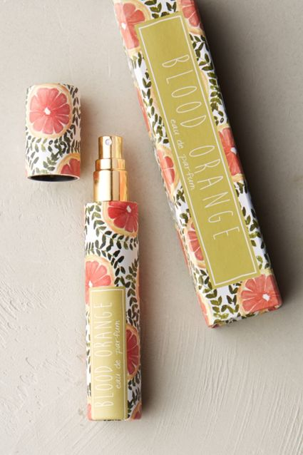 Anthropologie blood orange