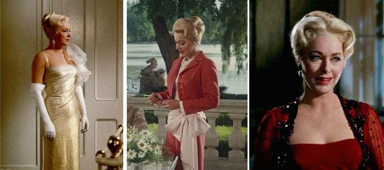 Baroness Schraeder's outfits