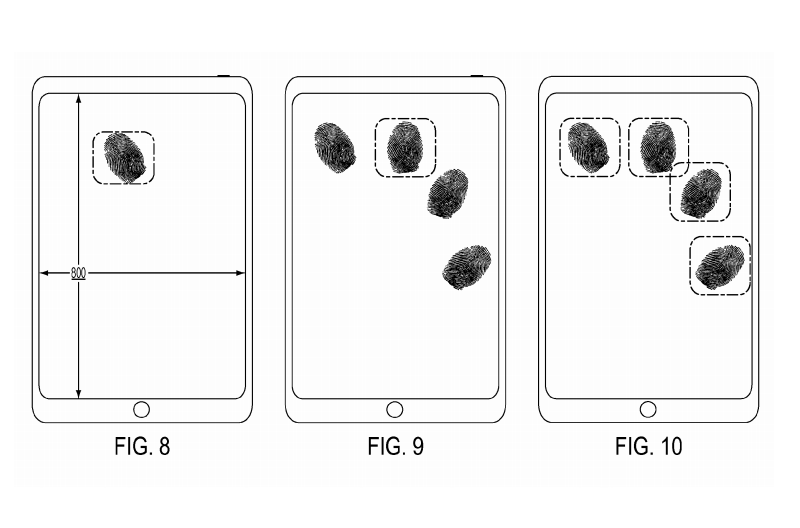 touchid-touchscreen-patent-apple