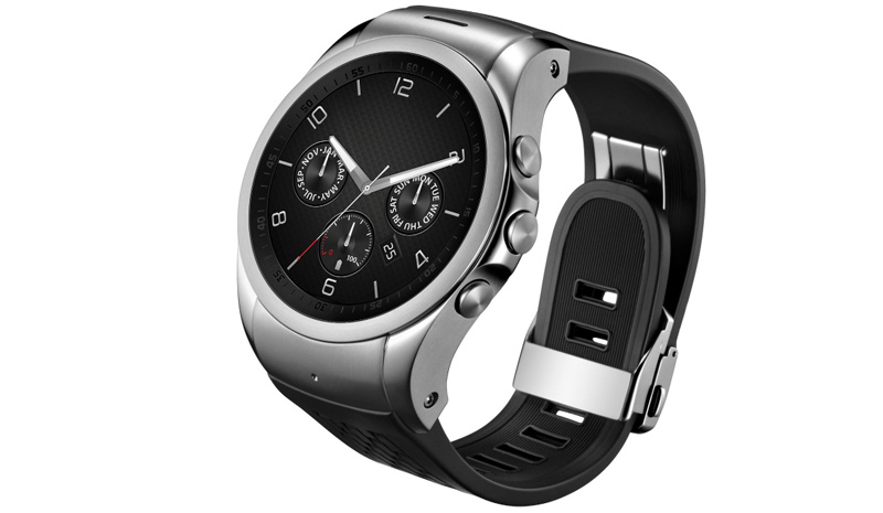 LG announces the LG Watch Urbane LTE, the first 4G ...