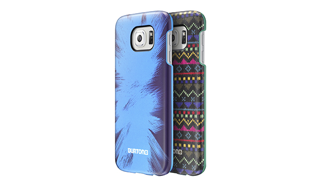 Burton cases for the Samsung Galaxy S6