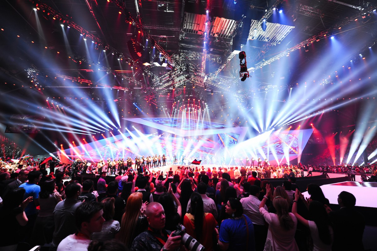 eurovision 2015 here 39 s everything we know so far shinyshiny. Black Bedroom Furniture Sets. Home Design Ideas