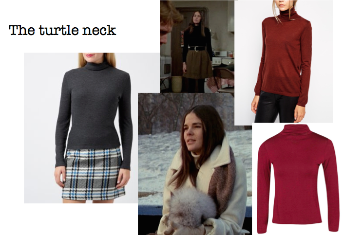 Love Story turtle neck