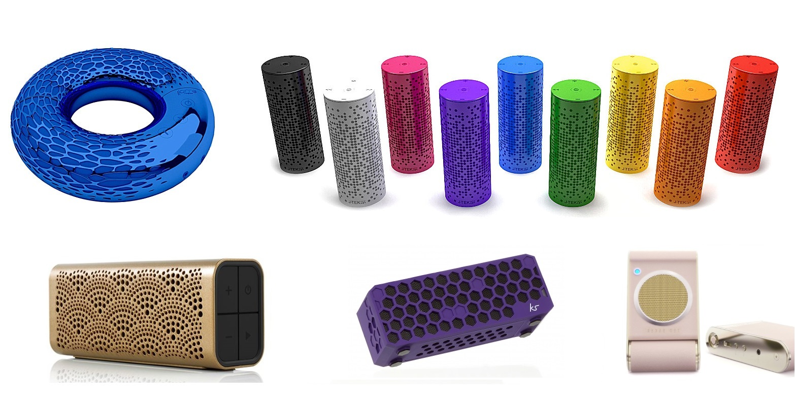 5 Of The Best Looking Bluetooth Speakers In The Uk