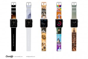 Casetify wants to personalise your Apple Watch band.