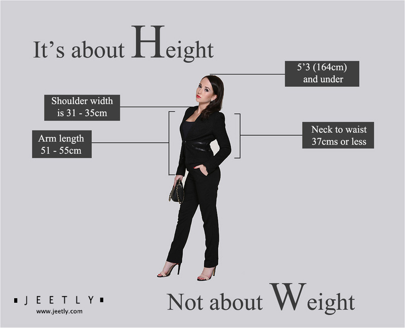We love: JEETLY, the clothing brand that asks petite women what they