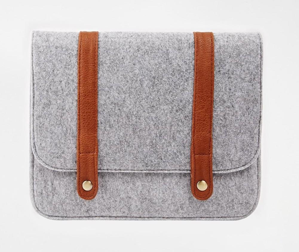ASOS wool iPad case