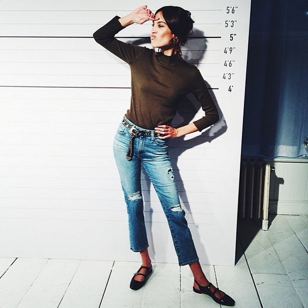 Alexa Chung Instagram